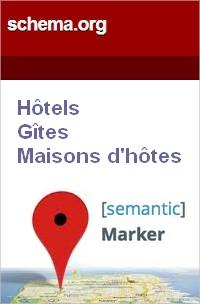 Kit de données structurées Schema.org pour hôtels, gîtes et maisons d'hôtes